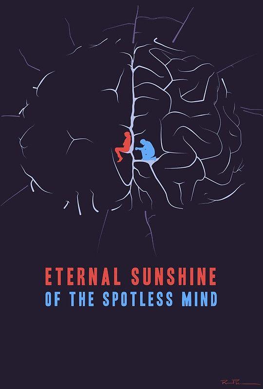 """Eternal Sunshine of the Spotless Mind Fan Art"" Posters by ryanpiracha | Redbubble"