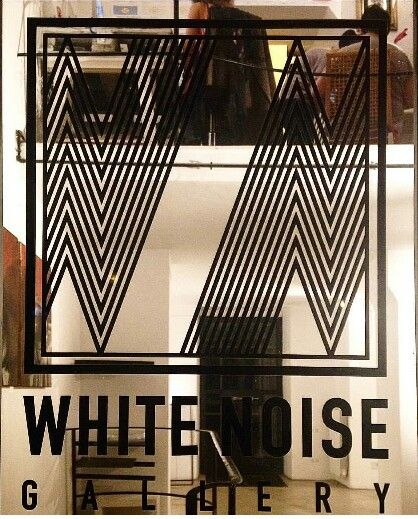 There's no place like home - White Noise Gallery #art #contemporary #rome #young