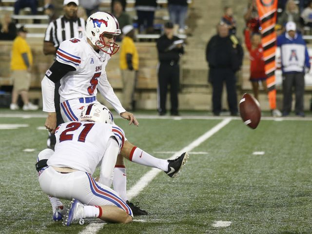 Sean Tuohy Jr. (SJ from the Blindside movie) finds new football home at SMU