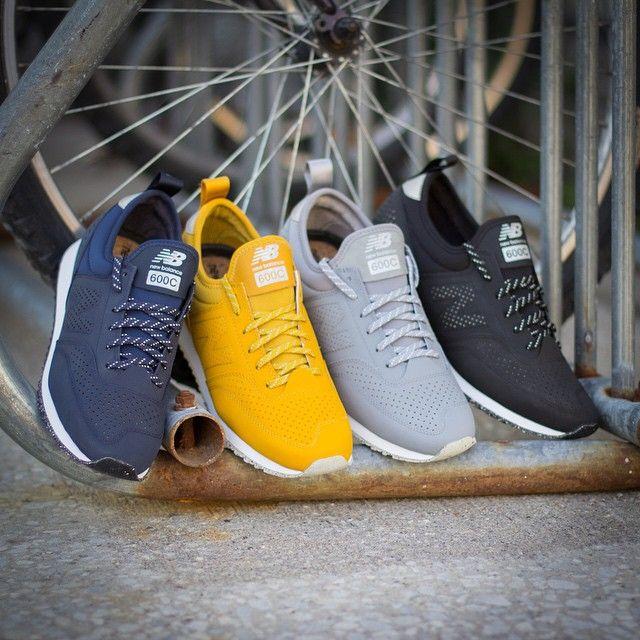 new balance shoe line history