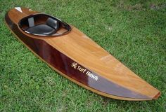 20-Pound Matunuck Surf Kayak from Nick Schade: Build from a Kit or Plans!