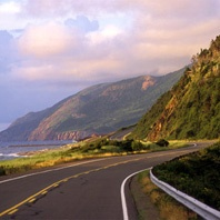 Cape Breton Highlands National Park, Cabot Trail, Nova Scotia Canada
