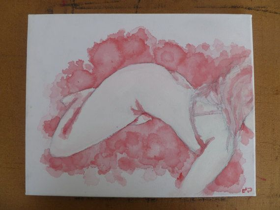 Pinky Free Shipping by dpainting on Etsy, €35.00