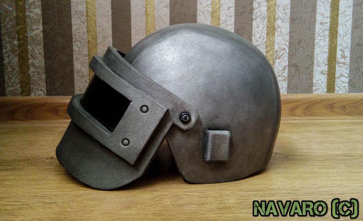 BATTLEGROUND Level 3 Helmet - Player Unknown Battleground COSPLAY (spetsnaz helmet) by NavaroCraftman on Etsy