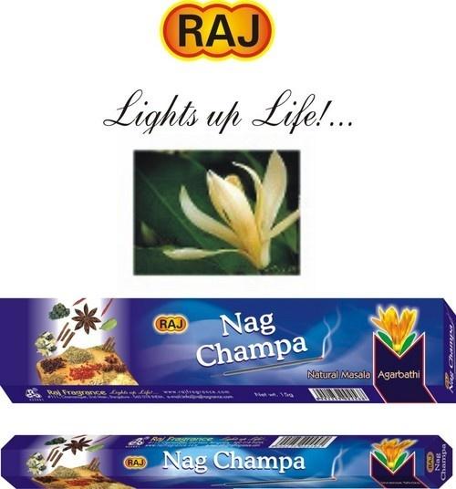 Natural Nagchampa Incense Sticks
