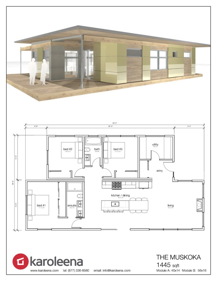 Canadian Modular Home Plans House Design Ideas