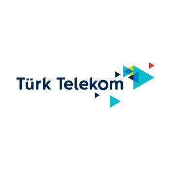 Türk Telekom Kurumsal Logo Çizimi Vektörel