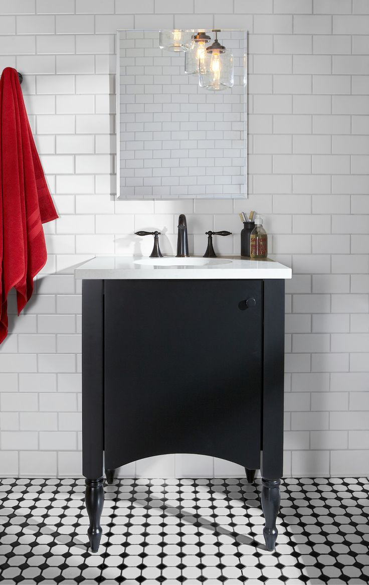 14 best Brooklyn Inspired Bathroom images on Pinterest | Bathroom ...