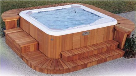 Signature Style One Spa Surround