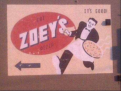 Zoey's Pizza in Marion, IA