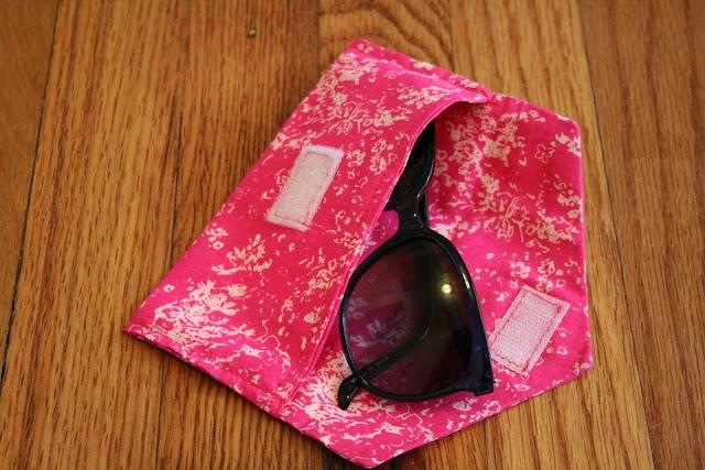 Envelope Case for Sunglasses