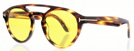TOM FORD FT0537 Marron 48E