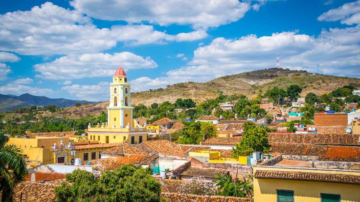 Classic picture of Trinidad Cuba a must things to do in Cuba