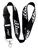 illest Lanyard Keychain Holder with buckle