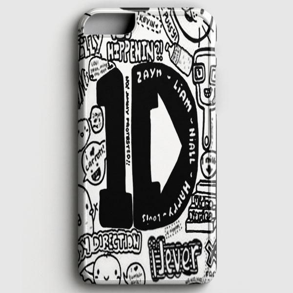 One Direction And 5Sos Collage iPhone 8 Case