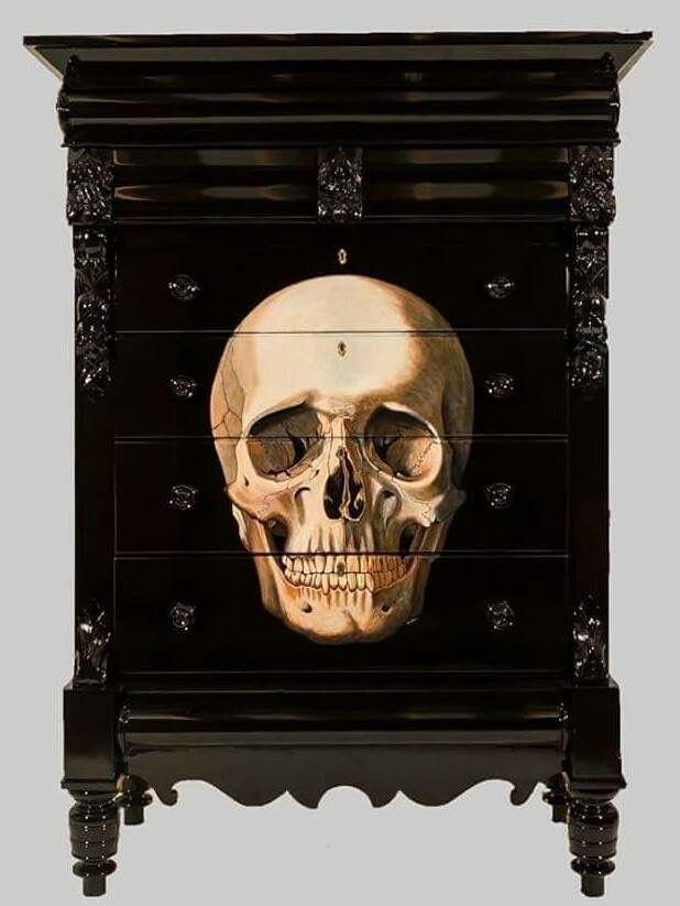 Chest of Skulls?....K