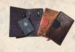Travel in style.... #passport #leather #cowhide