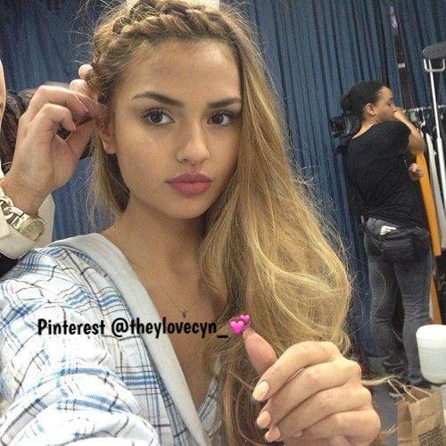 Hey girls follow me on Pinterest @THEYLOVECYN_   H A I R L ...