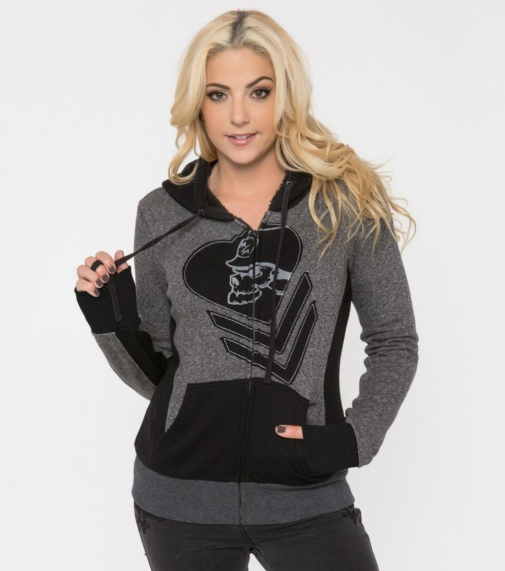Metal Mulisha Maidens Darling Hoodie