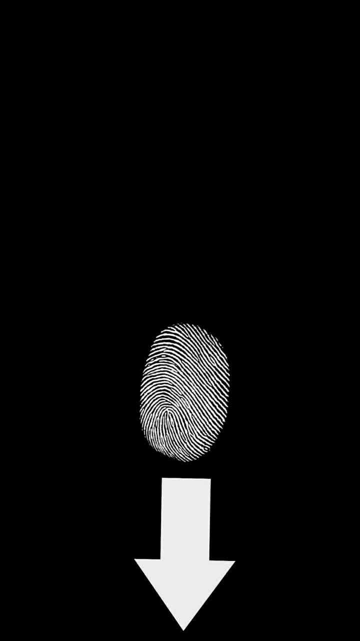 Download Fingerprint Black Wallpaper By Sker83 3a Free On Zedge In 2020 Dark Wallpaper Dark Wallpaper Iphone Lock Screen Wallpaper Iphone