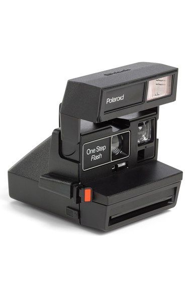 Impossible Project Polaroid 600 Instant Camera available at #Nordstrom
