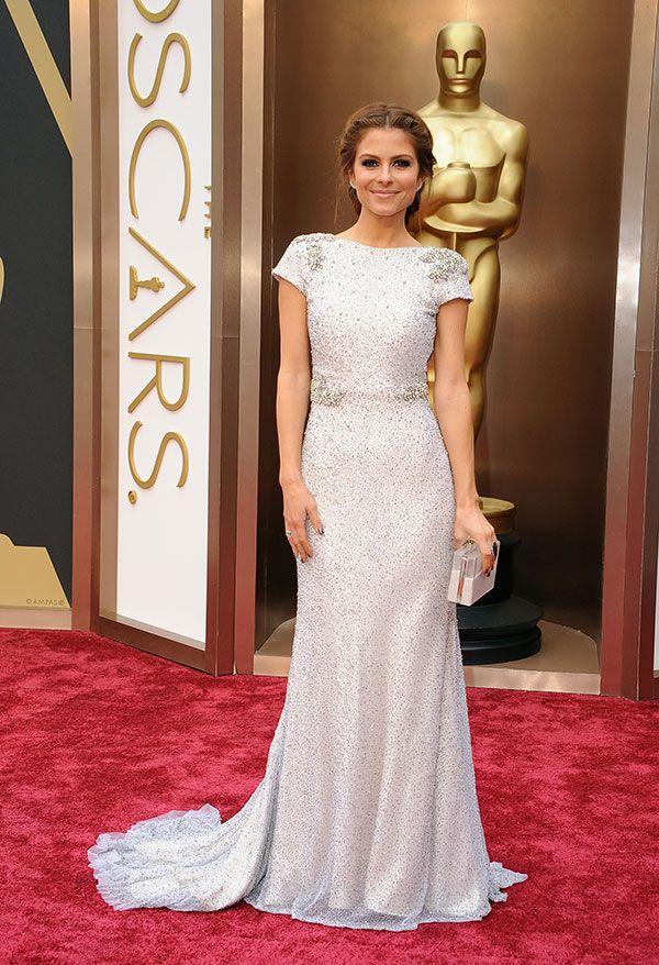 Oscars red carpet: Maria Menunos