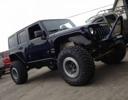 2013 Jeep Wrangler Unlimited Sport by Stover http://www.4x4builds.net/2013-jeep-wrangler-unlimited-sport-build-by-stover