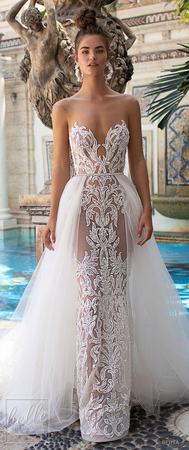 Wedding Dresses Miami.Berta Wedding Dresses Spring 2019 Miami Bridal Collection