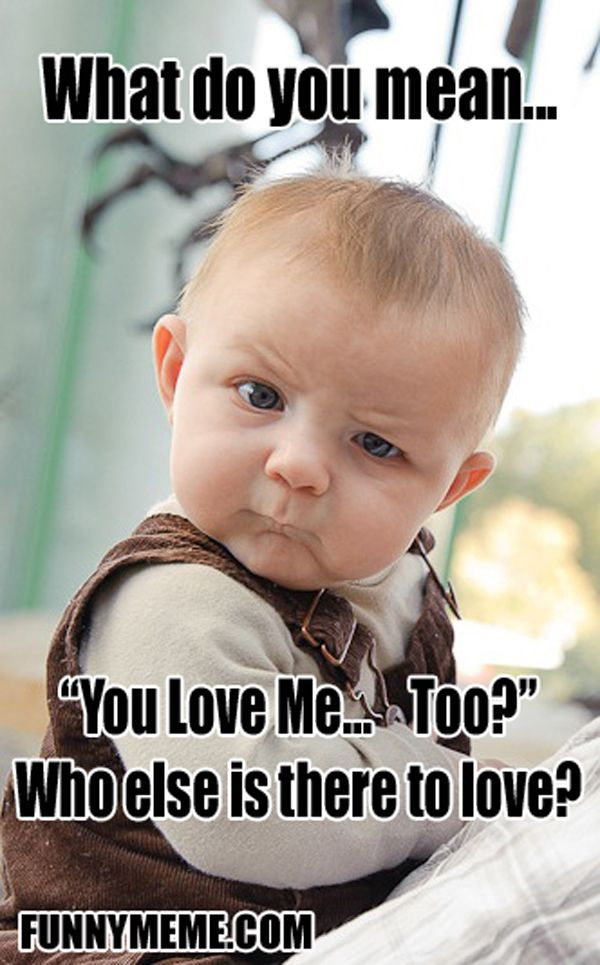 Memes: Meaner Than You Think – The Cub |Lovely Baby Meme