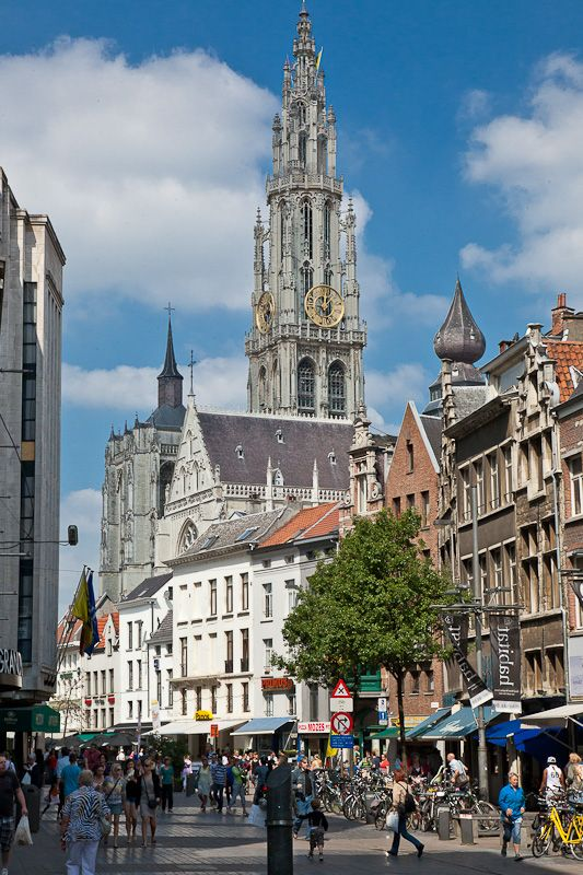 Things to do in Antwerp, Belgium - Europe.