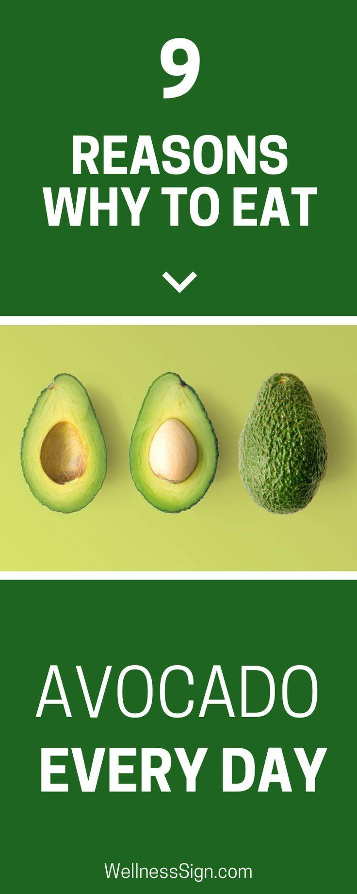 9 Grunde Warum Man Jeden Tag Avocado Isst Es Gibt Viele Gesundheitliche Vorteile Von Diesem Avocado Essen Avocado Gefullte Avocado