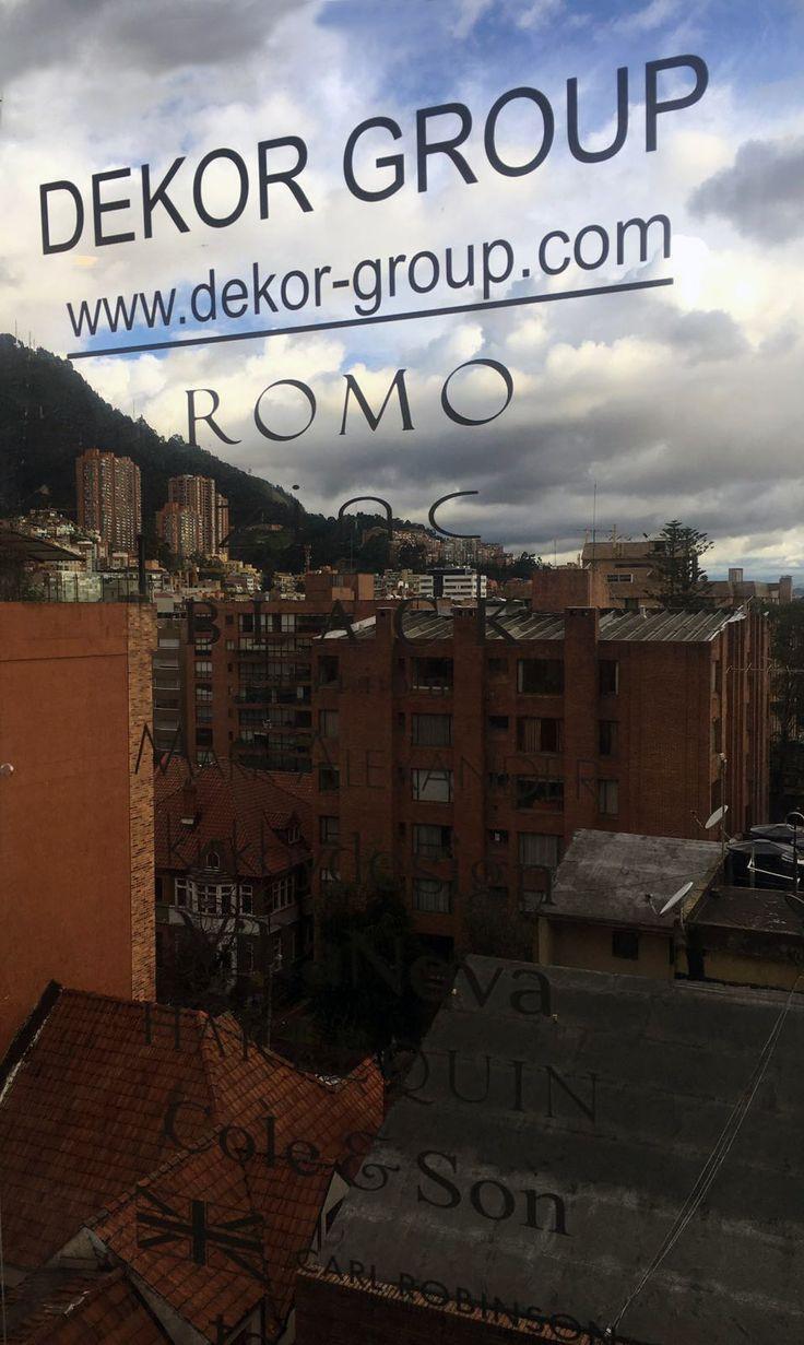 Show Room Bogota Colombia