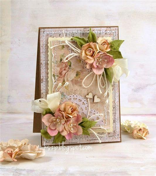 Бумагопластика. Цветы для открыток ручной работы (48) (533x600, 206Kb)