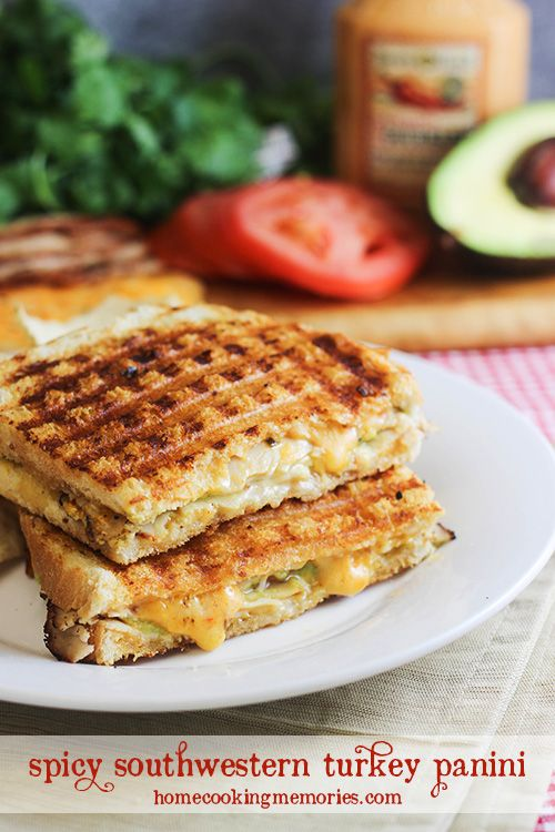 ... Turkey, Food Spicy Cheesy, Paninis Recipe, Turkey Sandwich, Turkey