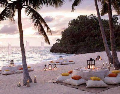 Portal Estilo & Consultorias: Casamento na Praia                                                                                                                                                                                 Mais