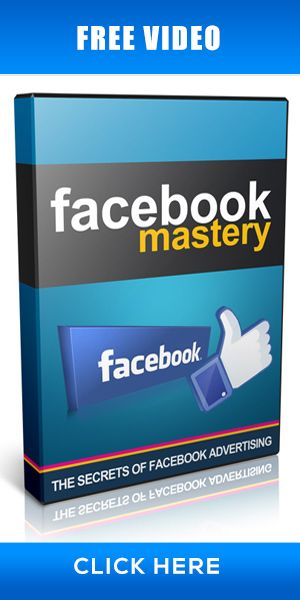Mastering Facebook Discover the hidden secrets of advertising on Facebook! There are many ways to market your content, your offers and your products online. Both involves time and effort.The fact is that, both these online marketing startegy is separated by the time frame your campaign to take effect. Of course, you want your campaign to take effect as quickly as it can.