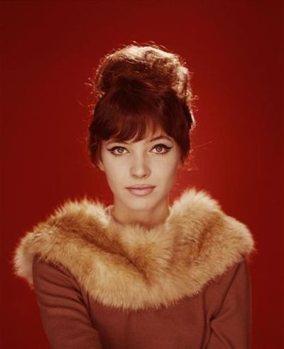 Check out this tumblr for more pics of the beautiful Anna Karina