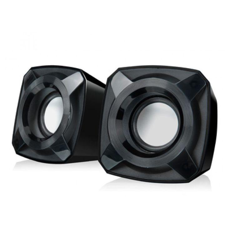 Microlab B16 2.0 Stereo USB-powered speakers