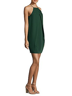 Trina Turk Chain Strap Felisha Shift Dress