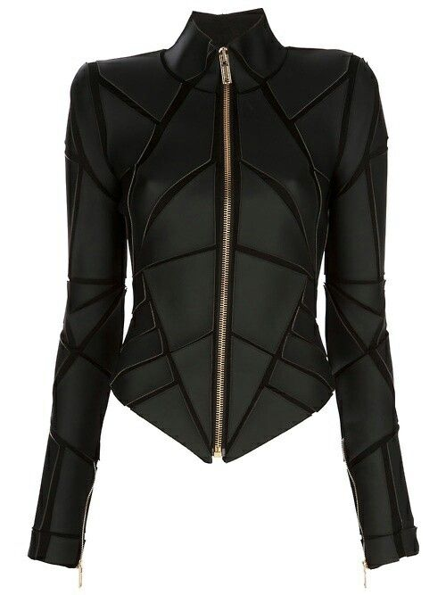 A must have: A leather jacket that is completely undisputed
