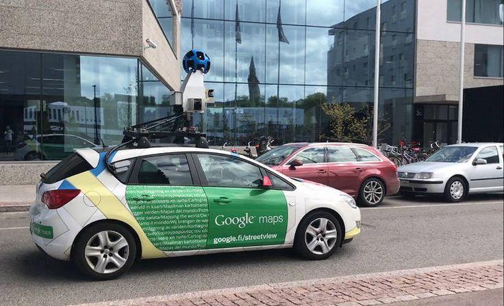 Google kuvaa parhaillaan Suomessa - kymmenet kaupungit saavat päivityksen