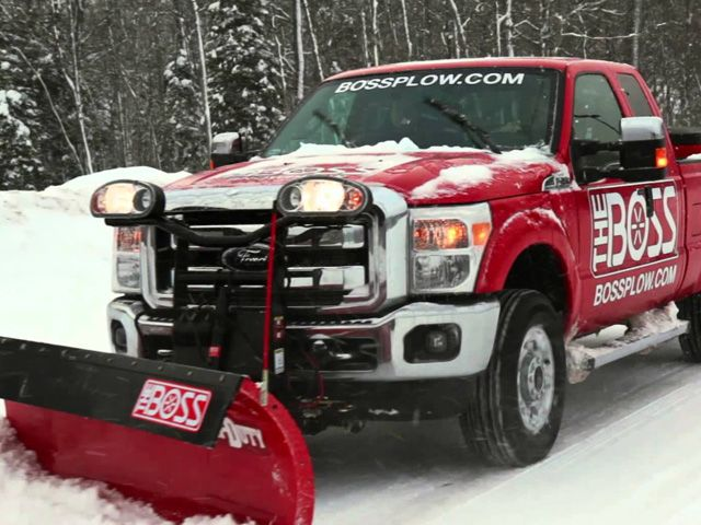 With winter slowly creeping up on us, I'd love to get something like this for my parent's driveway. I love the bright red snow plow and how it attaches to this large truck.  It seems like it could really move a lot of snow.  My parents have a long driveway.  Getting something like this could really help them in the winter time.
