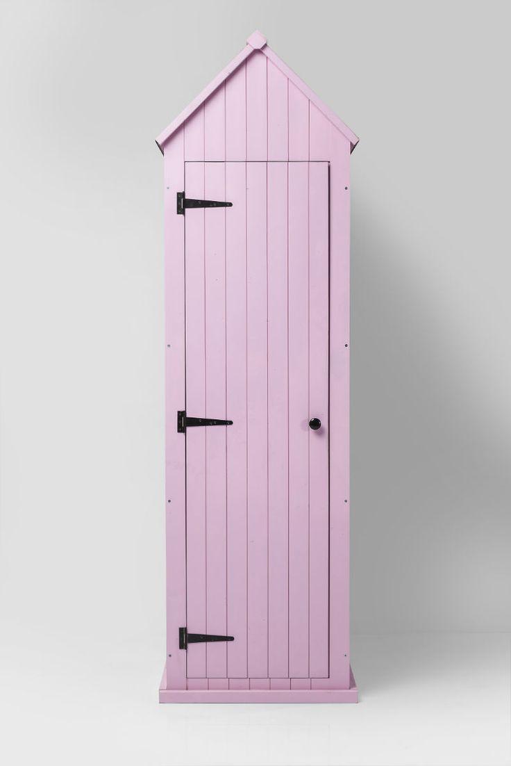 ΑΡΧΙΚΗ ΣΕΛΙΔΑ :: Έπιπλα εξωτερικού χώρου :: Διάφορα Έπιπλα Κήπου :: Cabinet Beach Club Pink 1 Door
