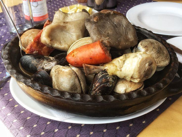 Curanto - Ancud Chiloe