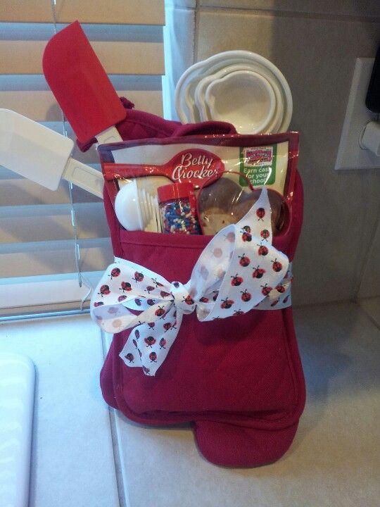Housewarming Baking Gift