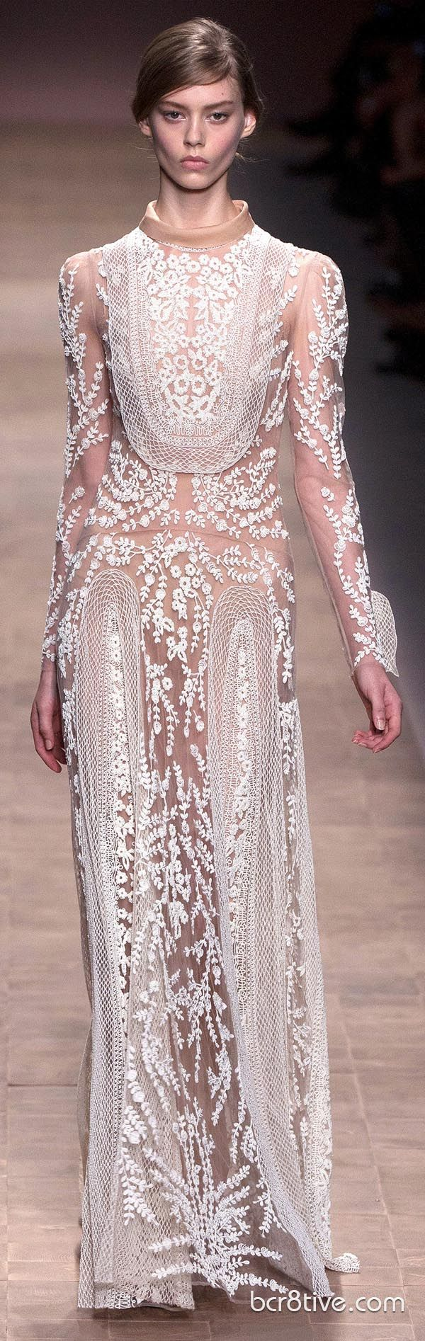 Valentino S/S 2013 rtw Evening Gown #couture #fashion #style #designer
