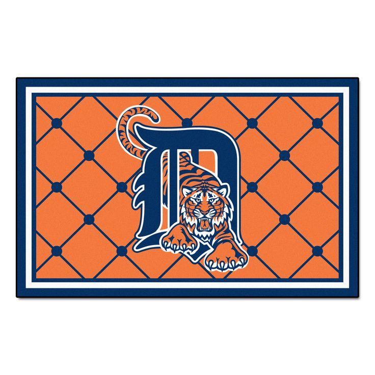 Fanmats MLB Detroit Tigers Area Rug