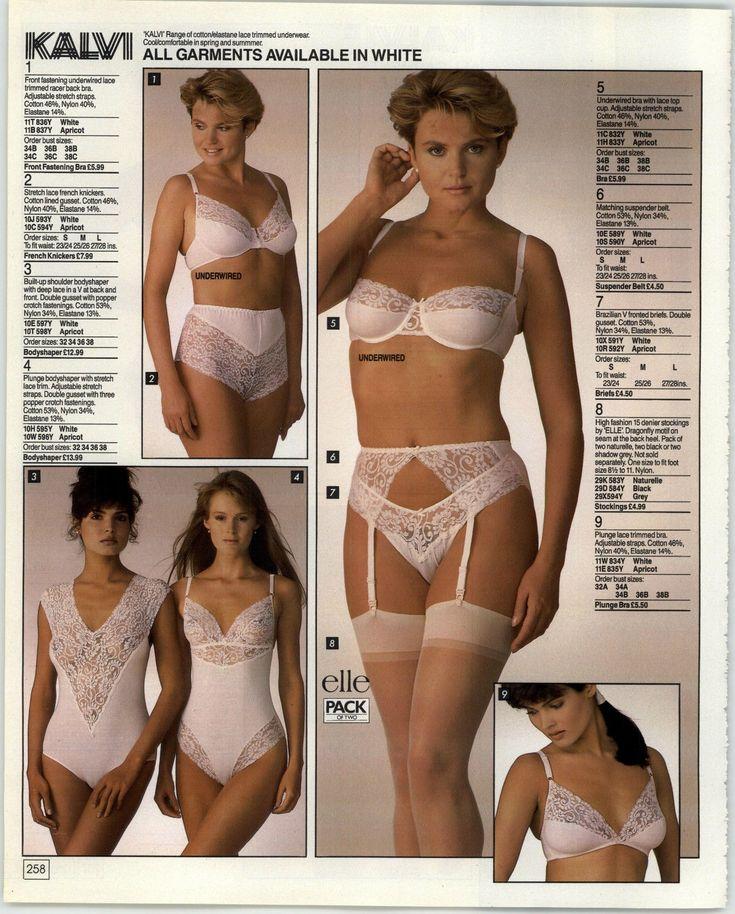Vintage Lingerie Catalogs 94