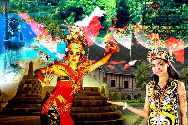 Indonesia itu ibarat pinggiran surga yang kaya akan tempat-tempat wisata yang indah. Berikut ini adalah 9 destinasi wisata paling keren di Indonesia. Wisata