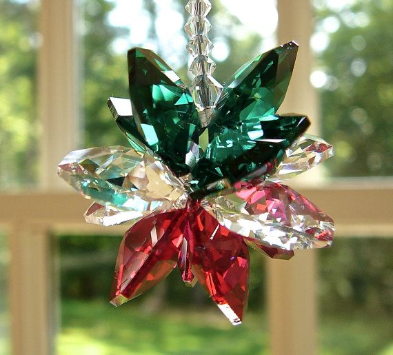 Swarovski Christmas Tree Decoration Set : Best images about crystal christmas tree ornaments on